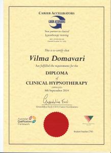 Vilma Diploma